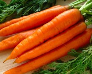 reason to eat more carrots