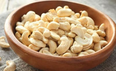 Cashews Health Benefits