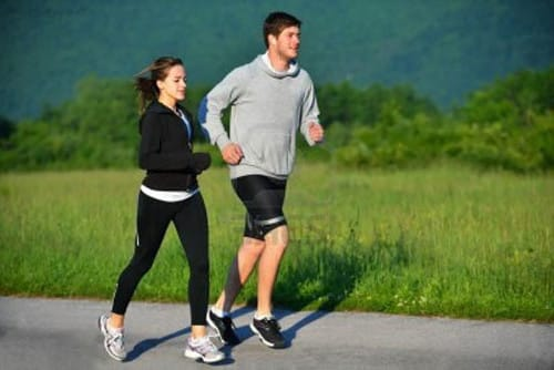health benefits of running