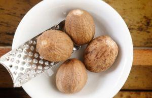health benefits of nutmeg