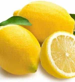 lemons health benefits
