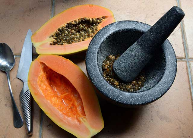 health benefits of papaya for