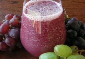 grape juice for health benefits