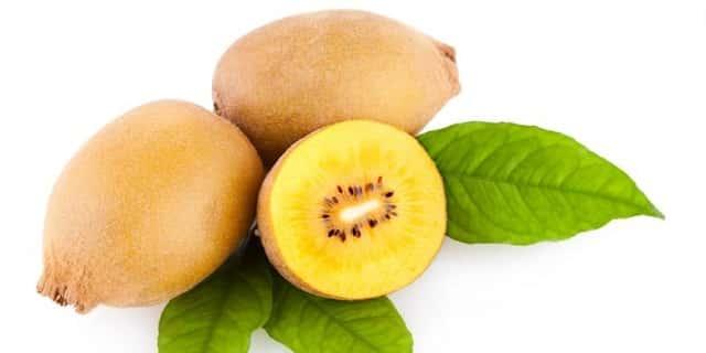 Awesome Benefits of gold kiwi fruit
