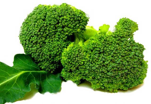 Broccoli health benefits for babies
