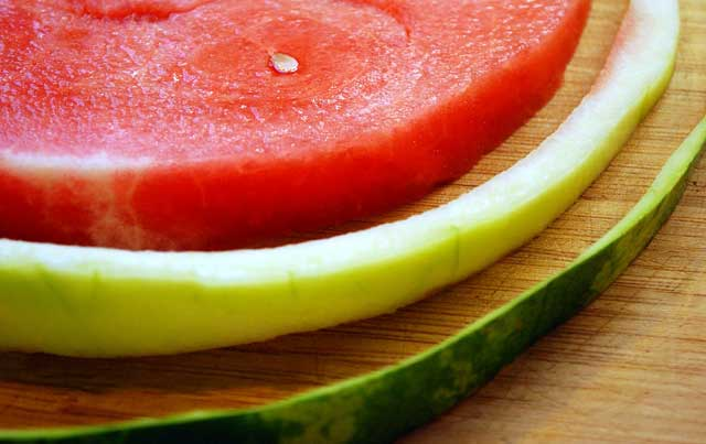 Health Benefits of Watermelon Skin