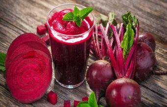 health benefits of beet juice