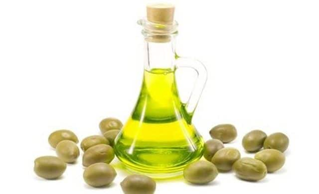 health benefits of olive oil on skin