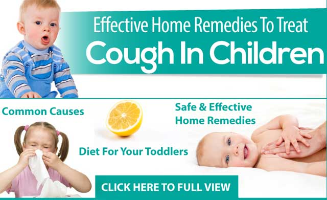 6 Home Remedies for Coughs and Colds in Infants