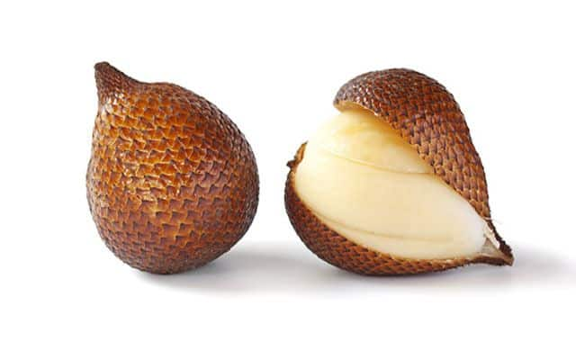 Health Benefits of Salak Fruit or snake fruit