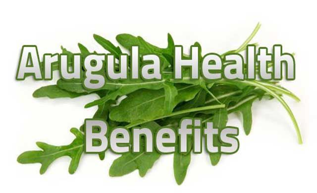 Arugula health benefits