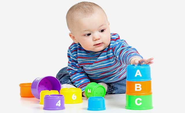 Tips to Stimulate Baby Brain Power