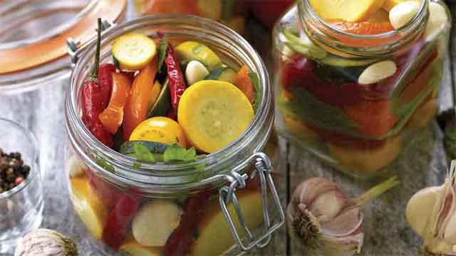 fermented foods health benefits