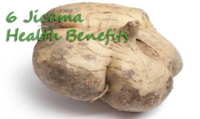 jicama health benefits