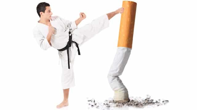 Health Benefits of Quitting Smoking