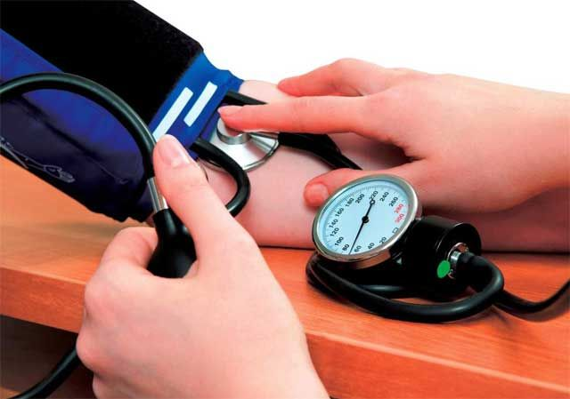 home remedy to lower blood pressure