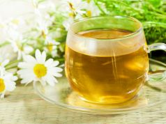 chamomile tea beauty benefits