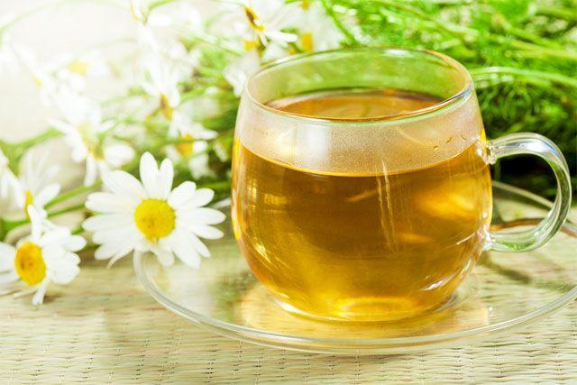 chamomile tea beauty benefits