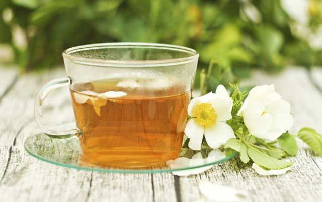 health benefits of green tea with honey