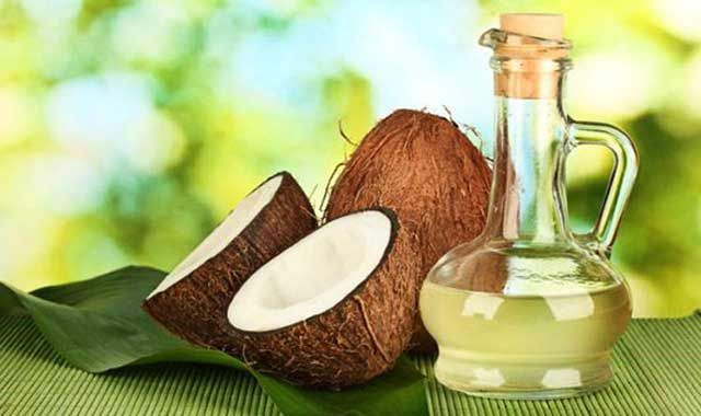 health benefits of coconut oil on skin