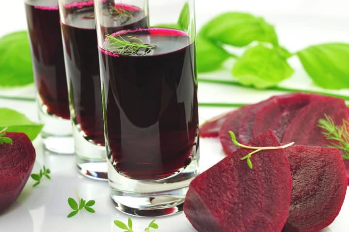 health benefits of beetroot