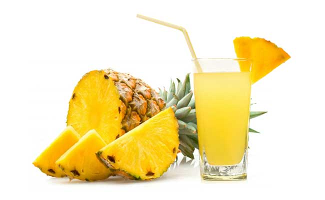 List Of Drinks With Pineapple Juice