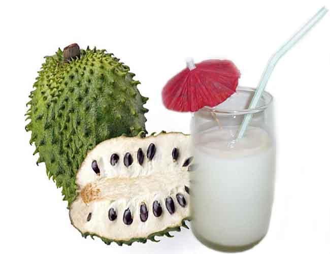 health benefits of soursop juice