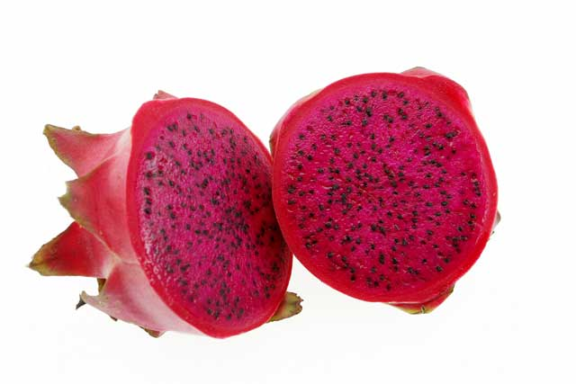 benefits of red dragon fruit for beauty