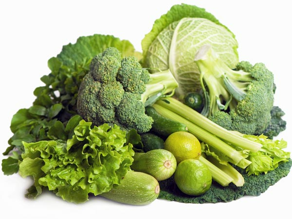 health benefits green vegetable