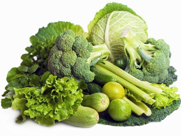 health benefits green vegetable