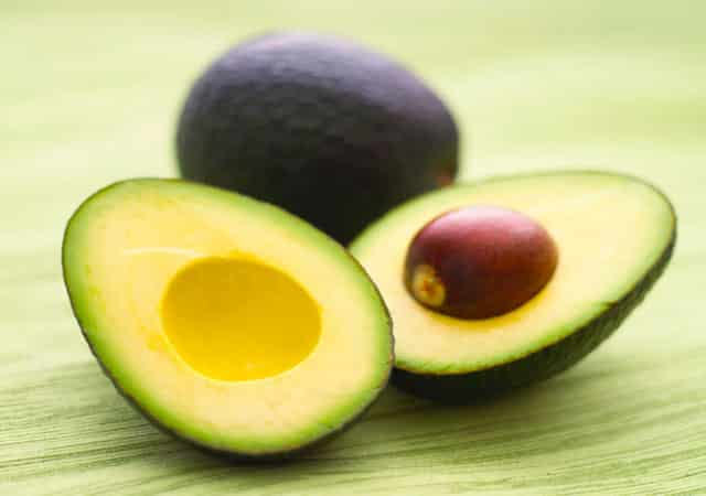alkaline foods from avocado