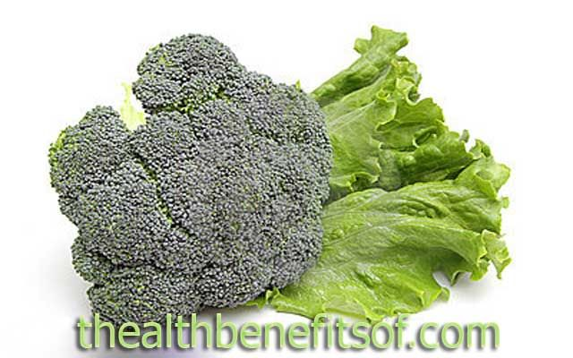 Nutritional Value of Broccoli and Lettuce