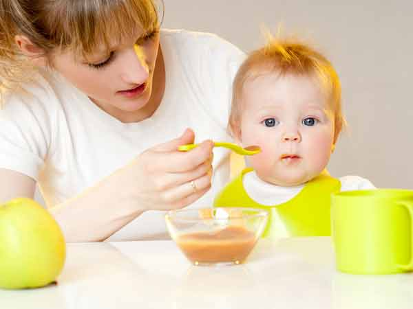 Protein Food Sources For Babies
