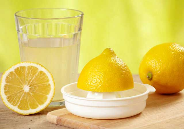 lemon juice for cleanse your kidneys