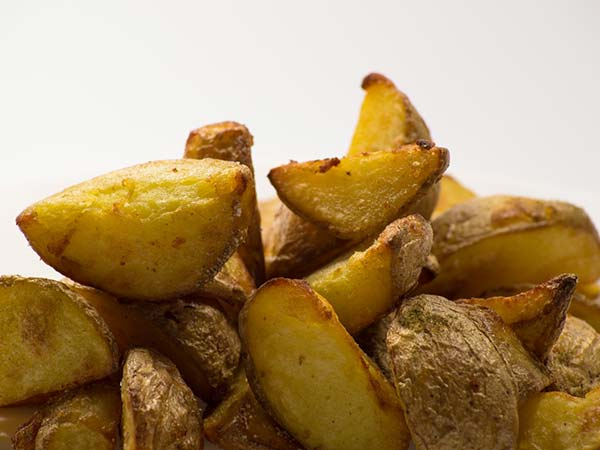 Health benefits of potato skin