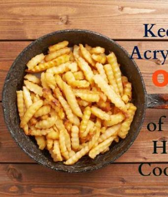Foods High in Acrylamide