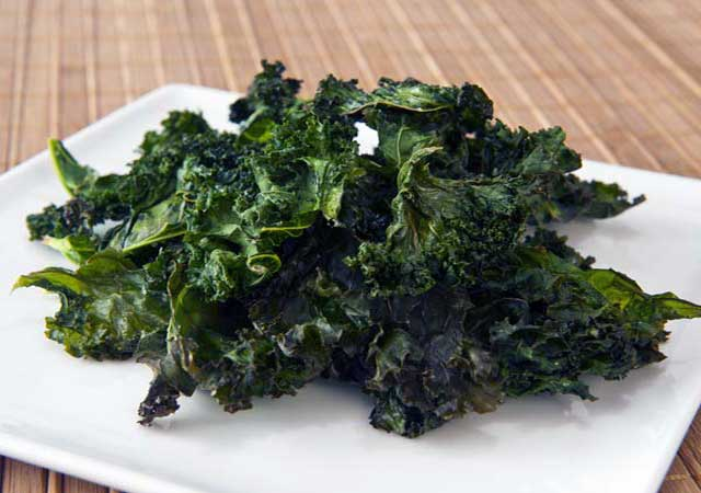 Kale Healthy Juice for Asthma