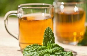 peppermint tea home remedy to treat allergies