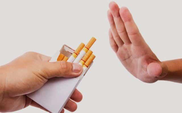 ways to stop smoking naturally