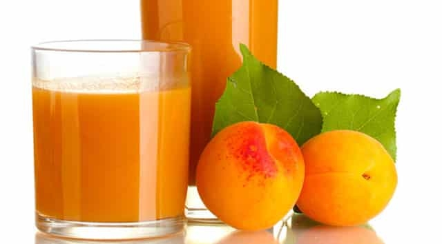 health benefits of apricot juice