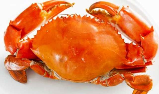 health benefits of crab