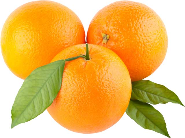 oranges is one of Fruits that Useful to Whiten the Teeth