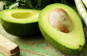Avocado and Aloe Vera Juice