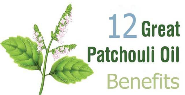 Benefits of patchouli