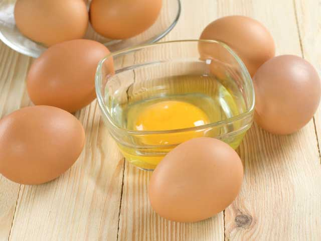 Increase Hair Growth Naturally with eggs