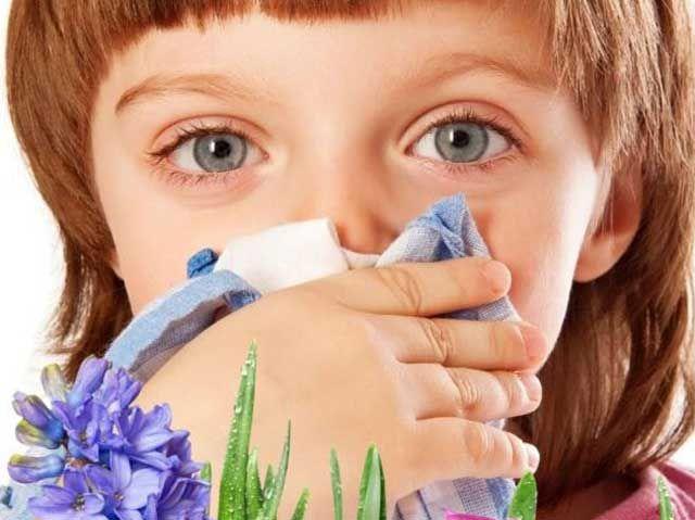 fight pollen