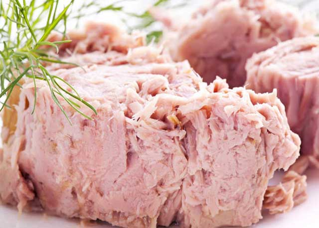 Worst Foods for Brain Health, tuna fish
