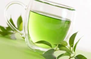 The Content of Caffeine in Green Tea