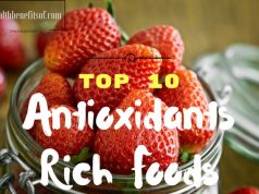 antioxidants rich foods