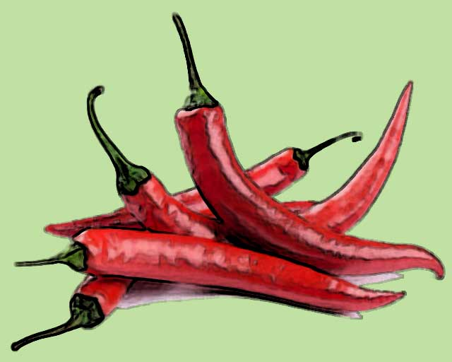 chili is foods rich in vitamin c